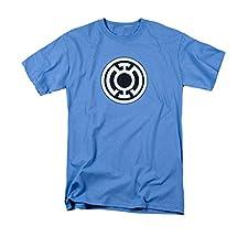 Dc Green Lantern Carolina Blue T-Shirt