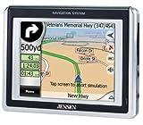 "Jensen NVX200 3.5"" Touch Screen Portable Navigation GPS System"