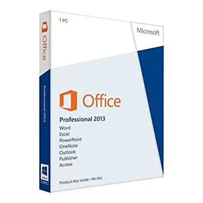 Office Professional 2013 PC