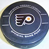 Philadelphia Flyers NHL Hockey Official Game Puck