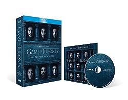 Game of Thrones - Season 6 with Bonus Disc (Exclusive to Amazon.co.uk) [Blu-ray]