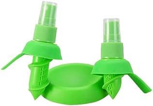 Mini Plug and Spray Manual Kitchen Fruit Juice Sprayer Set