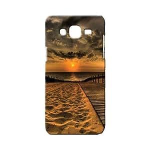 BLUEDIO Designer 3D Printed Back case cover for Samsung Galaxy A8 - G6645