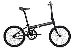 Dahon Speed Uno Folding Bike, Shadow by Dahon