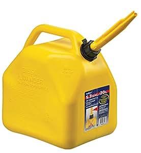 Amazon.com: D20 5.3 Gallon (20L) Diesel Can Canadian: Automotive