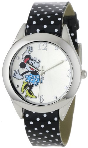 Disney Women's MN1039 Minnie Mouse Dial Interchangeable Strap Set Watch