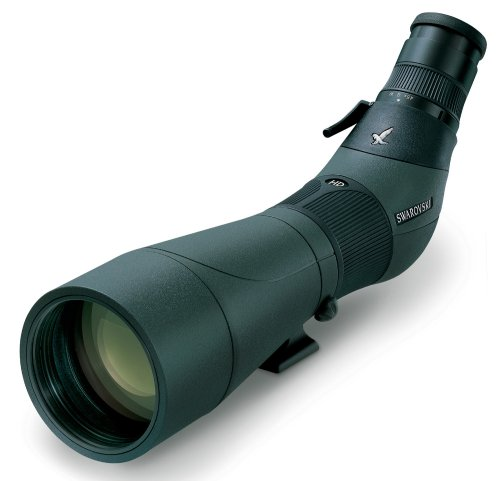 Swarovski Spotting Scope HD-ATS 80 High Definition Glass (Eyepiece not Included)