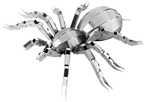 Fascinations Metal Earth 3D Laser Cut Model - Tarantula - 1