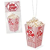 Toy / Game Food Scented Air Fresheners - Fresh Buttered Popcorn - Develop A Strong Craving For Soda & Red Vines