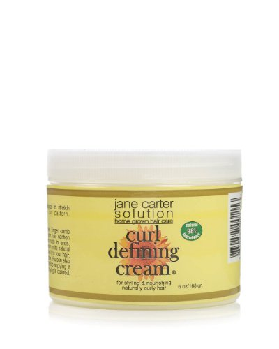Jane Carter Solution Curl Defining Cream, 6 Ounce