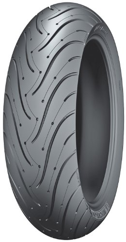 41a00tQ2PfL Michelin Pilot Road 3 Motorcycle Tire Sport/Touring Rear