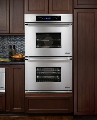 "Dacor Eord227Sch Classic 27"" Stainless Steel Electric Double Wall Oven - Convection"