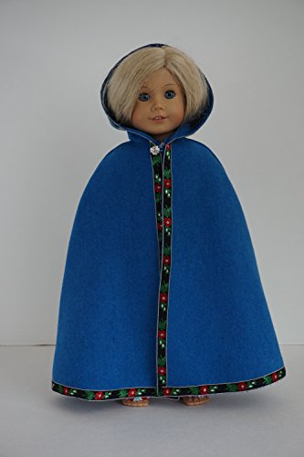 Beginner Sewing Kit, Doll Cape Fits 18