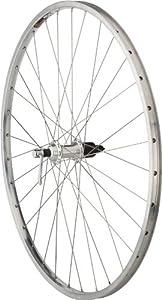 "Dimension Value Series 2 Rear Wheel 27"" Shimano 2200 Silver / CR18 Polished"