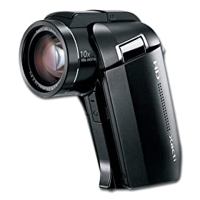 41a06oWNWlL. SL500 AA280  Sanyo Xacti HD1000 4MP MPEG4 High Definition 1080i Camcorder   $450 Shipped