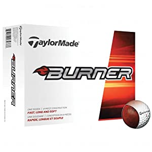 TaylorMade 2014 Burner Golf Balls 12-Ball Pack from Taylor Made