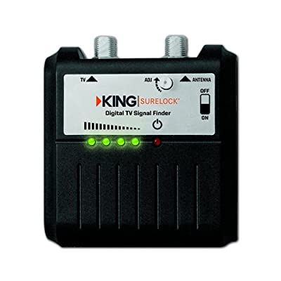 King Controls SL1000 SureLock Digital TV Signal Meter