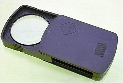 MH7030 SE - L3077 - Pocket Sliding Magnifier-strong 10x