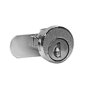 Salsbury Industries 3590 Standard Replacement Salsbury Lock for Vertical Mailbox Door with Two Keys