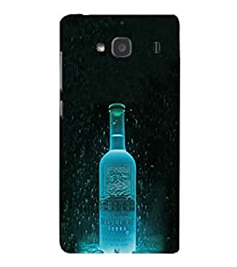 EPICCASE Amazing Belvedere Vodka Mobile Back Case Cover For Mi Redmi 2s (Designer Case)