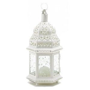 LOT OF 25 WEDDING Moroccan CENTERPIECES CANDLE Lanterns Decora