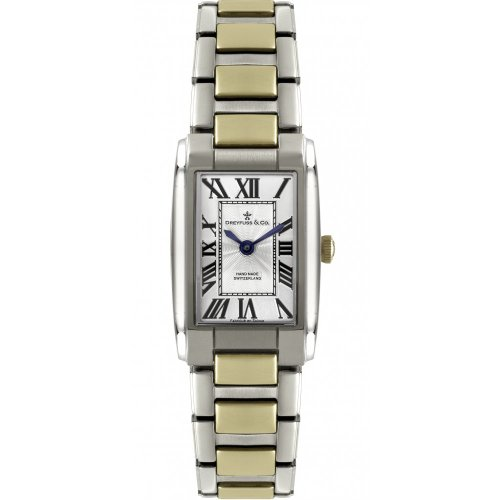 Dreyfuss & Co Ladies Seafarer Watch DLB00052-01