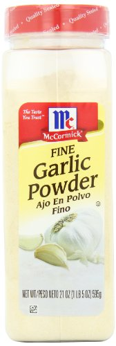 McCormick  Garlic Powder, 21 oz.