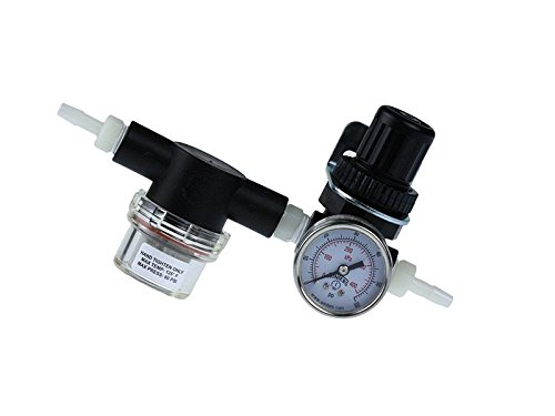 Roundup Single Water Pressure Regulator Kit -- 1 each.
