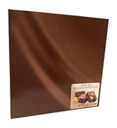 Fannie May Chocolate Walnut Fudge 1 Lb 8 oz