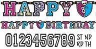 Monster High Banner Add Age Happy Bir…
