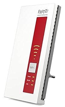 AVM Fritz. WLAN Répéteur 1160(Double WiFi AC + N à 866Mbit/s 5GHz + 300Mbit/s 2,4GHz)