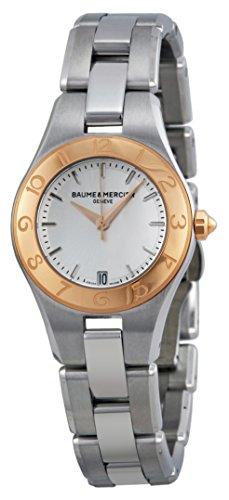 baume-y-mercier-linea-plata-dial-acero-inoxidable-ladies-watch-10079