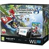 Nintendo Wii U Console 32 Gb Deluxe Set with Mario Kart 8