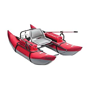 Classic Accessories Skagit Inflatable Pontoon Boat by Classic Accessories