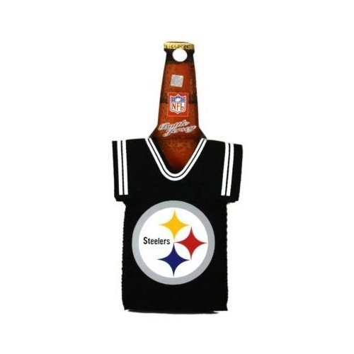 Pittsburgh Steelers Bottle Jersey Koozie Cooler Coozie from Kolder