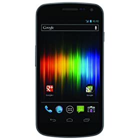 Samsung Galaxy Nexus 4G Android Phone (Verizon Wireless)