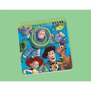 NOTEPAD TOY STORY 3 (1 per package)