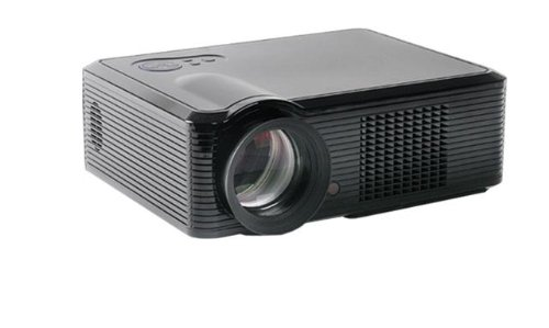 LED33+ LED Home Theater Video Projector Dual-HDMI 1080P 2000Lumen HDMI HD TV WII PS3