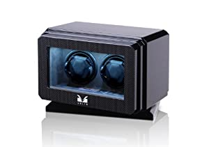 Volta 31-570021 Cambridge Wood Watch Winder