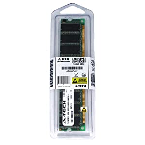 Compaq GX5050 Gaming PC 256MB Memory Ram Upgrade (A-Tech Brand)