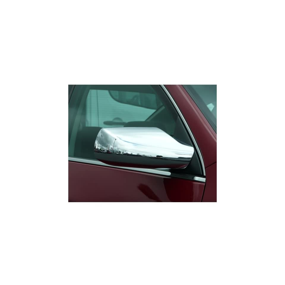 2007 2011 Nissan Altima Chrome Mirror Covers (Set of 2)