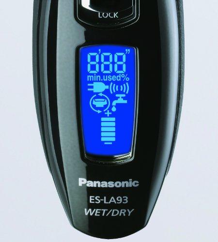 Panasonic 松下ES-LA93-K 次旗舰顶级四刀头剃须刀图片