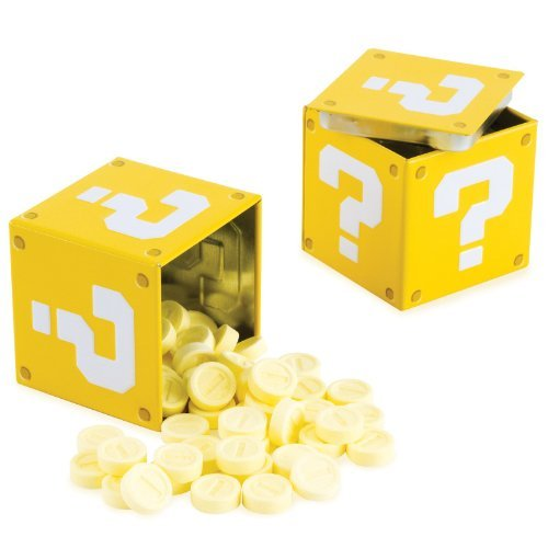 Nintendo Super Mario Bros. Question Mark Box