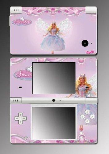 Barbie Princess Fairy Girl game Vinyl Decal Skin Protector Cover for Nintendo DSi
