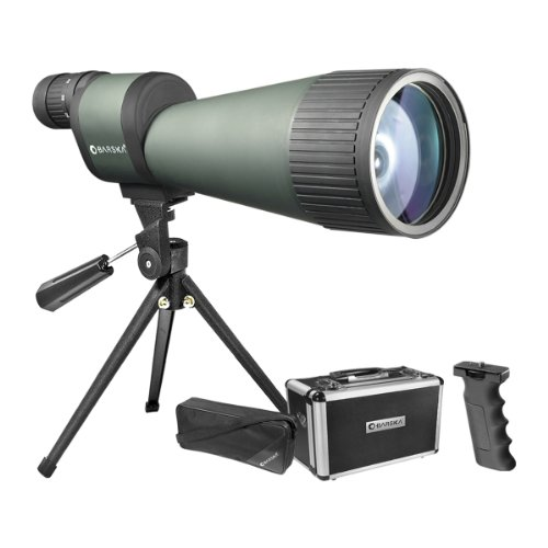 BARSKA-Benchmark-25-125×88-Waterproof-Straight-Spotting-Scope