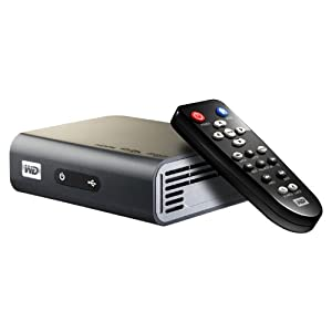 WD TV Live Plus 1080p HD Media Player