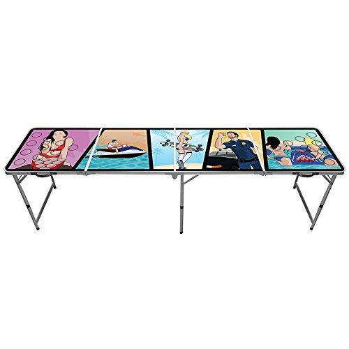 Table de Beer Pong - Modèle GTA