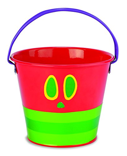 World of Eric Carle, The Very Hungry Caterpillar Tin Pail by Kids Preferred - 1
