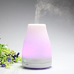 Fortech essential oil diffuser ultrasonic for Living room humidifier
