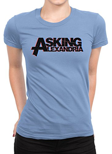 onetwotee -  T-shirt - Donna blu XXL